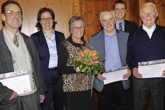 Lenenbach führt Hohbergs CDU