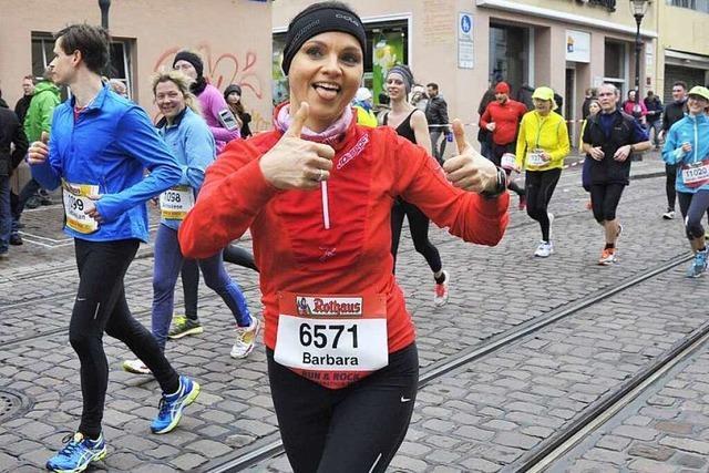 Läufer-Perspektive: Wie war's beim Freiburg-Marathon?
