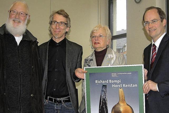 Museum ehrt zwei herausragende Keramiker