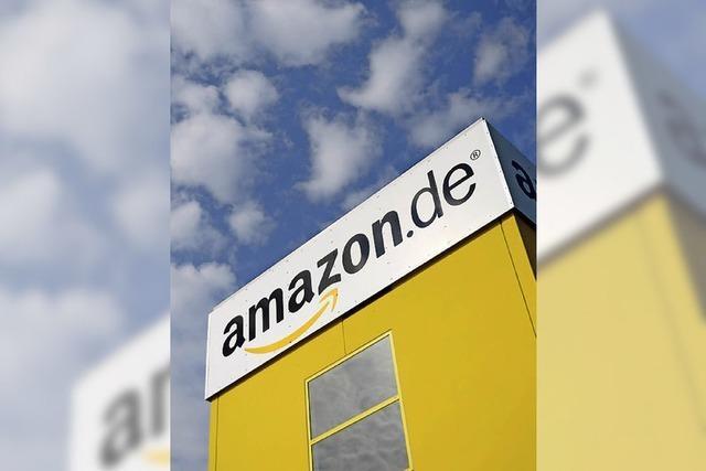 Beim Internethändler Amazon wird wieder gestreikt