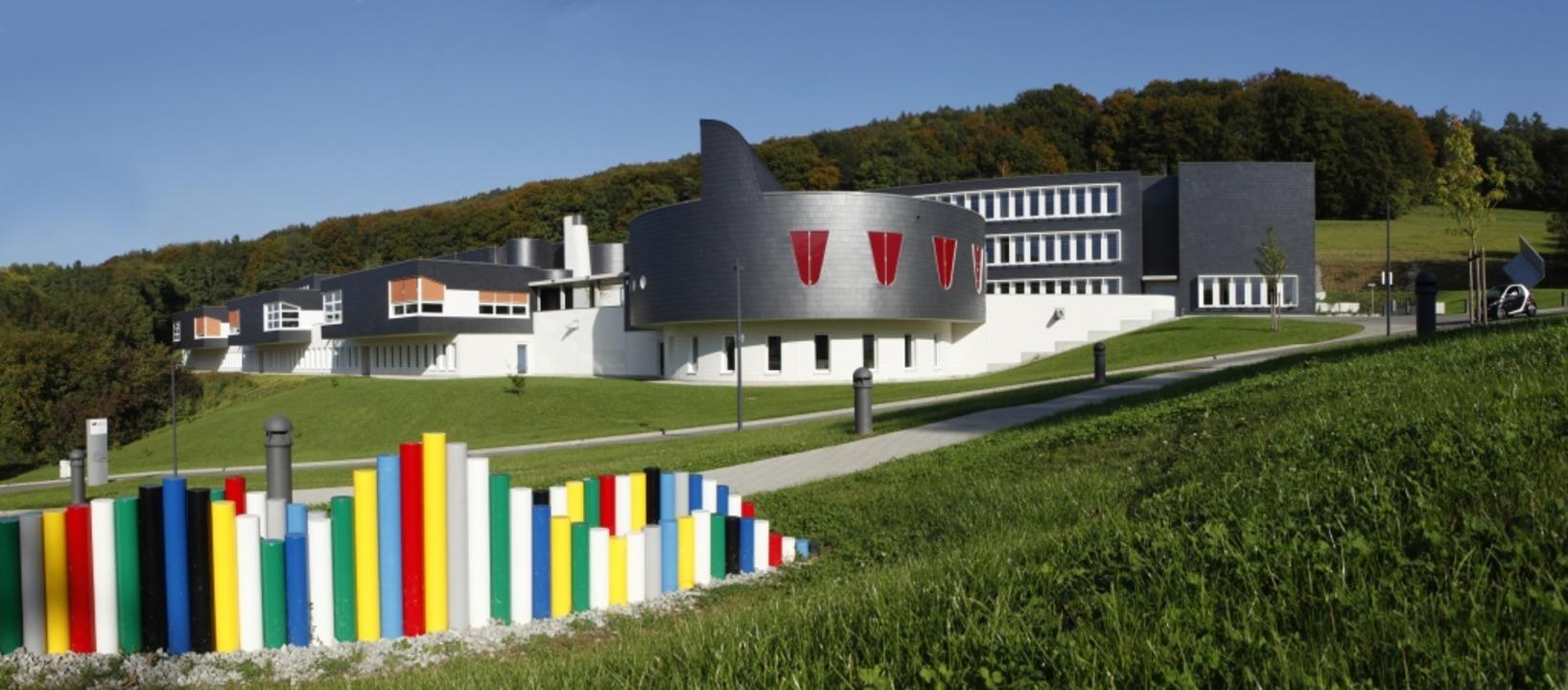Seit nunmehr 30 Jahren bildet die DHBW...schen für ihre berufliche Karriere aus  | Foto: DHBW Lörrach