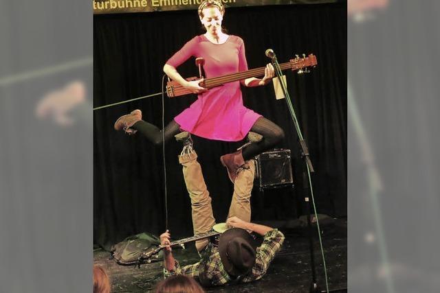 Zwischen Bluegrass, Kabarett und Zauberkunst
