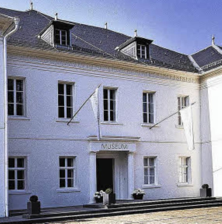 Das Museum Biedermann in Donaueschingen   | Foto: Krickl