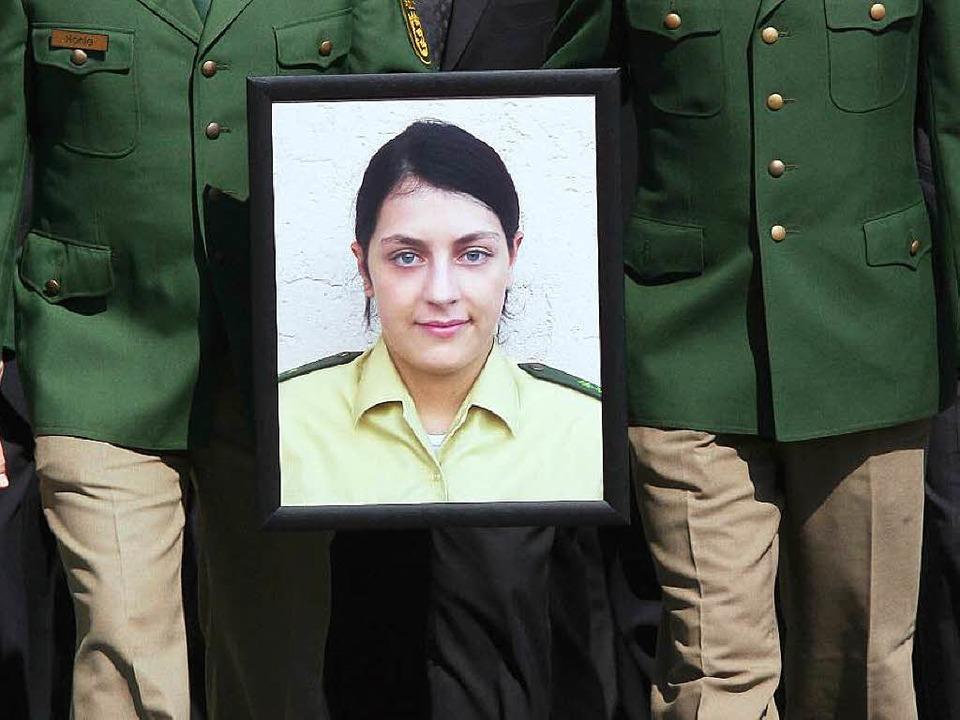 Mordserie Neonazis – Trauer um Polizistin Kiesewetter  | Foto: dpa