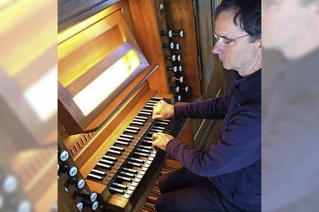Musik für Violine und Orgel in Allmannsweier