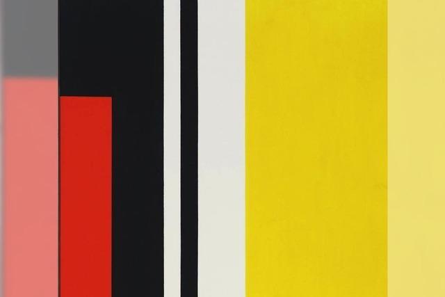 Arbeiten von Klaus J. Schoen in der Riegeler Kunsthalle Messmer