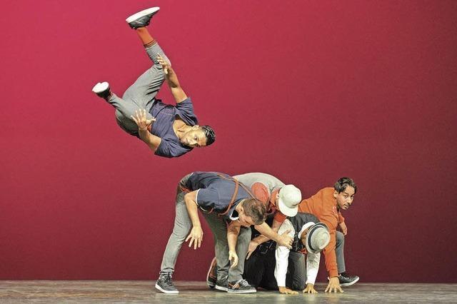 DEMNÄCHST: TANZ: Bach und Breakdance