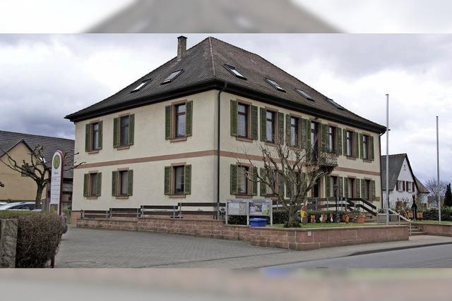 Bürgerbüro im Erdgeschoss