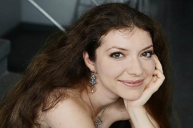 Die Pianistin Sofja Gülbadamova spielt in Lahr und Offenburg