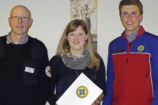60 Einsätze forderten die Retter der Bergwacht Wutach