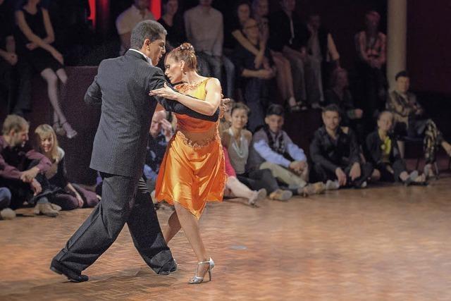 Basel wird zur Tangohauptstadt Europas