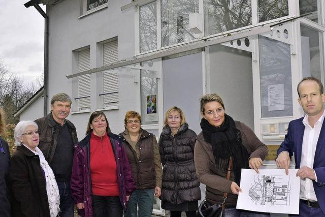 Zukunft des Pfarrhauses: In Wasser hängt der Haussegen schief