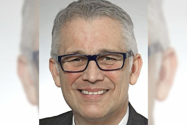 Martin Voßler ist der vierte Bewerber