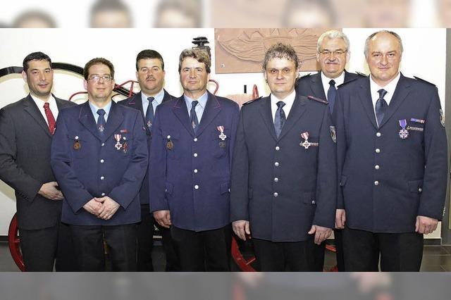 Dünne Personaldecke der Feuerwehr
