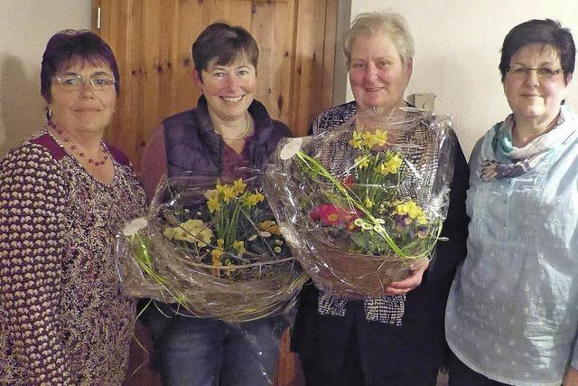 Wasenweiler Landfrauen steht ein Wechsel bevor