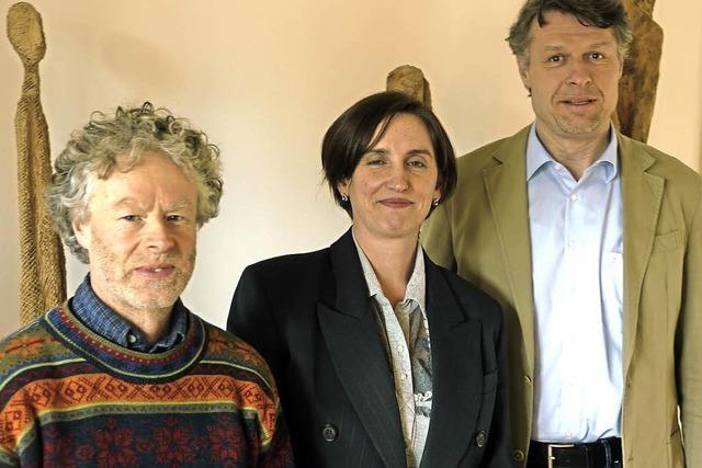 Stabwechsel bei der Dieter-Kaltenbach-Stiftung
