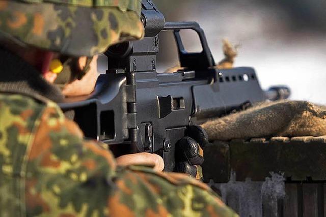 Rüstungsprobleme: Von der Leyen prescht vor