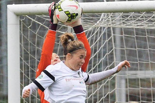 Pokalhalbfinale: SC-Frauen sind im Spiel des Jahres Außenseiter