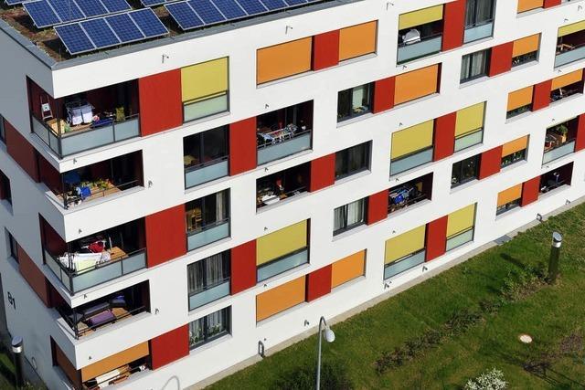 Freiburger Stadtbau erhöht und senkt Mieten
