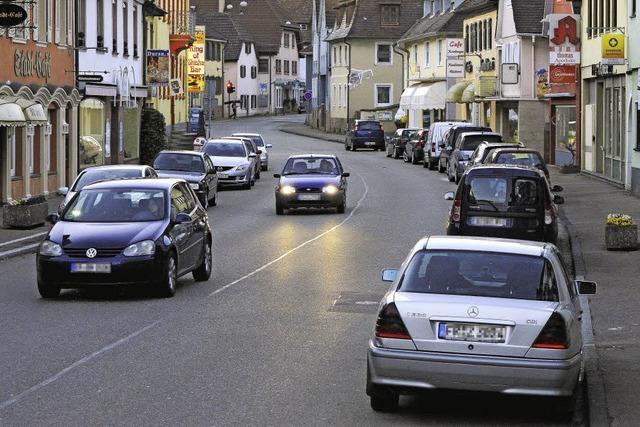 Dauerparker raus aus dem Stadtkern