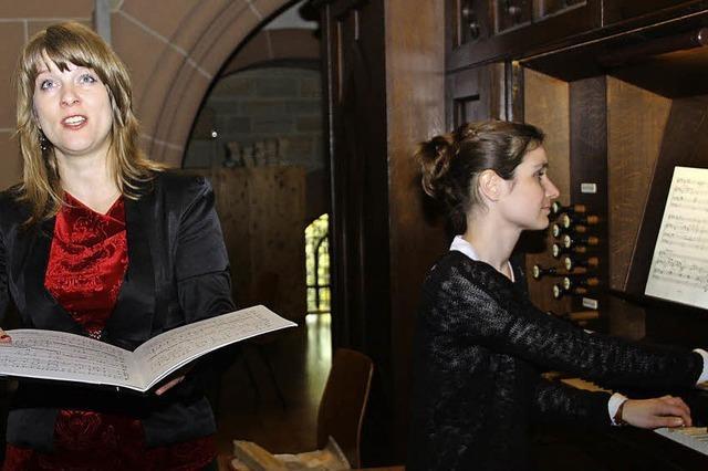 Einführung in die Karwoche mit Liedern zur Passionsgeschichte