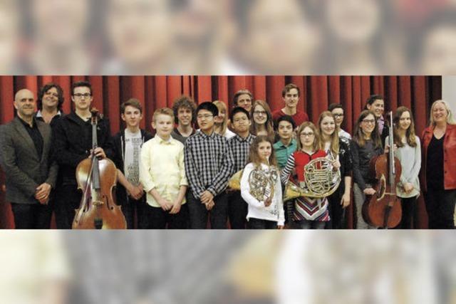 Sechs Schüler nach Hamburg