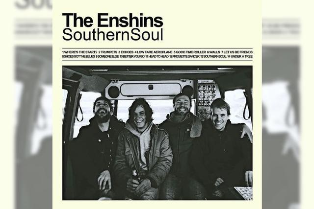 The Enshins: Indiekracher und Beatles-Pop