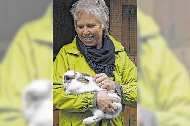 Kaninchen Olaf ist wieder zurück