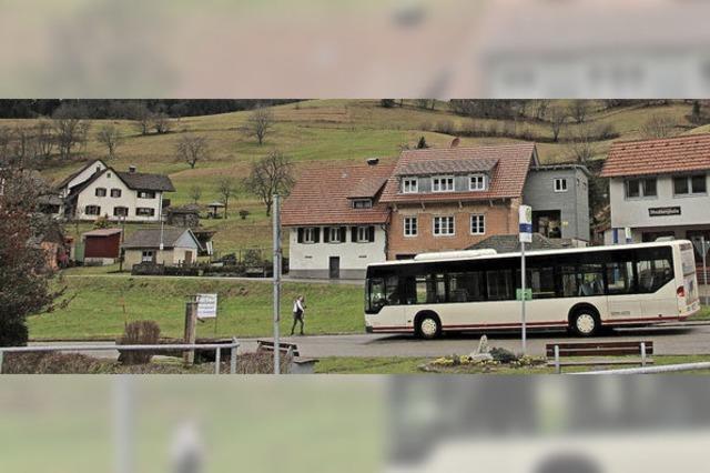 Das Bergdorf führt