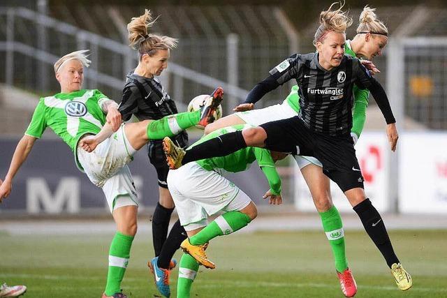 SC Freiburg unterliegt Wolfsburg nach Verlängerung