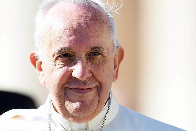 Franziskus bricht zu Ostern die kirchliche Tradition