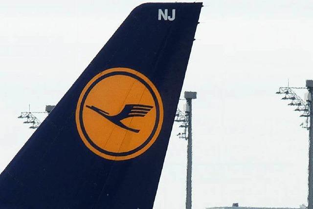 Stornierungen halten sich bei der Lufthansa in Grenzen