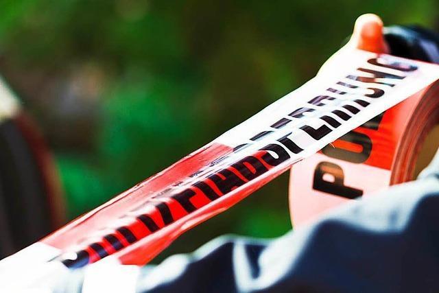 29-Jähriger in Offenburg erstochen - Polizei sucht Zeugen