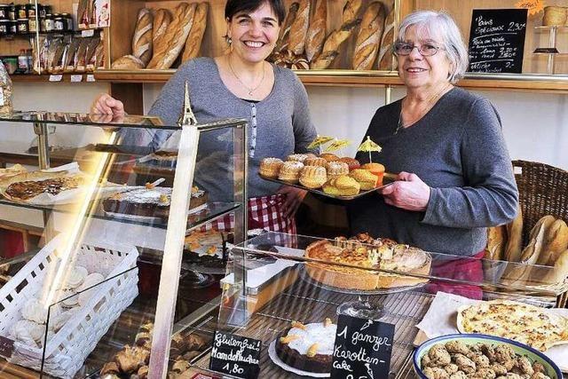Bäckerei im Stühlinger verkauft Backwaren aus Frankreich