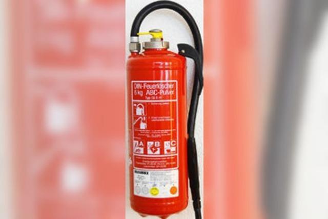 Beherzter Nachbar verhindert Brand in Schweighausen