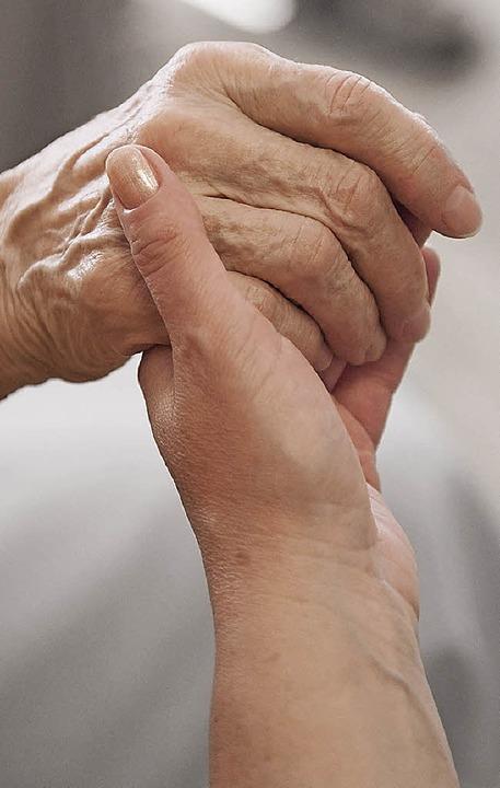 Pflege tut not.  | Foto: dpa-tmn