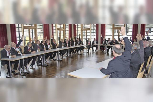 Hürus-Treffen am Unkraut-Tag? Da hört bei Narren der Spaß auf