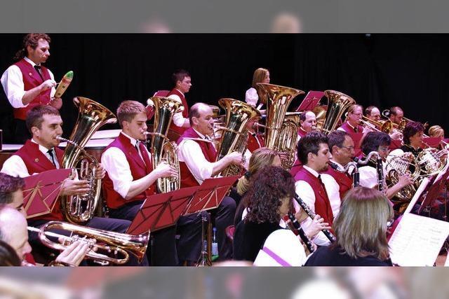 Musikverein Titisee-Jostal begeistert beim Jahreskonzert