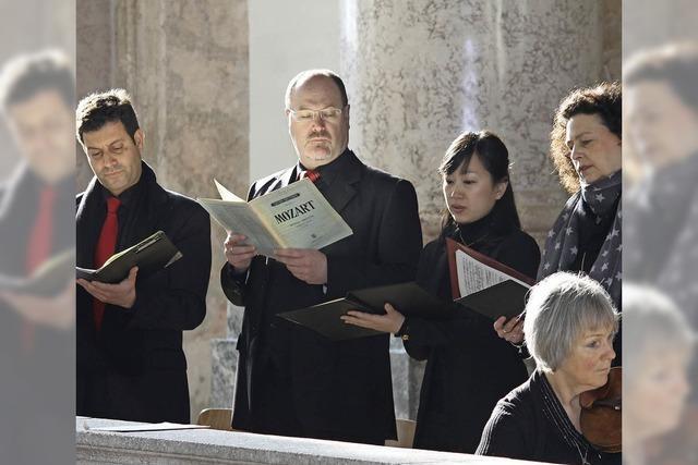 Musiker aus der Region