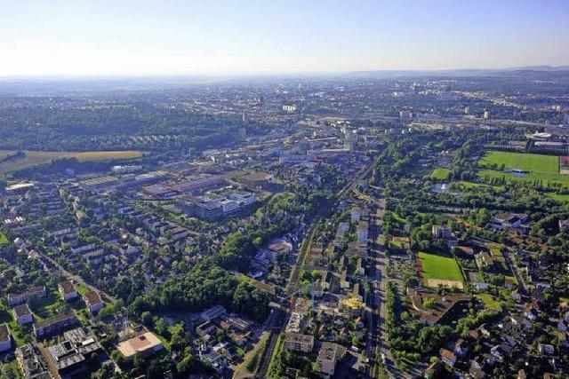 Immer mehr Menschen ziehen nach Basel