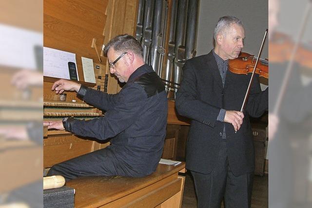 Musiker reflektieren die Passion