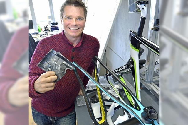 Freiburger Ingenieur entwickelt schnelle Räder für Specialized