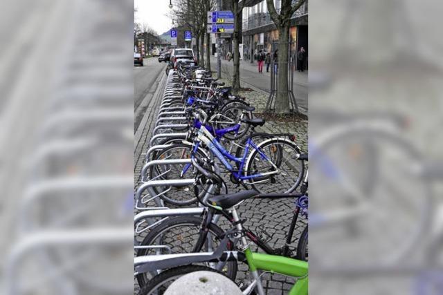 Freiburg verschlechtert sich als fahrradfreundliche Stadt - nur Platz 3