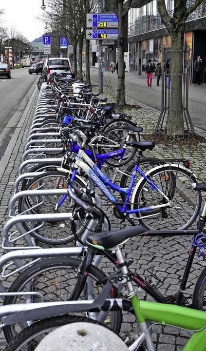 Schnelles Ausleihen von Rädern für Jedermann wünschen sich Befragte.    Foto: Thomas Kunz