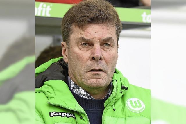 In Wolfsburg zählt nur ein Sieg