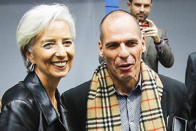 Die neuen Hilfen für Griechenland kommen nicht schnell
