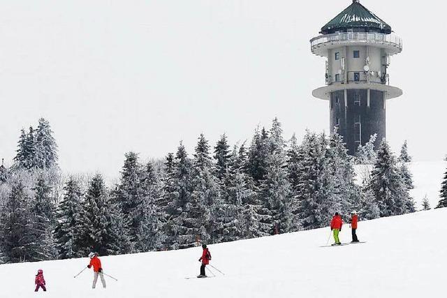 Wintersaison auf dem Feldberg endet am 12. April 2015