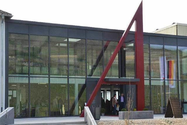 Winzergenossenschaft Achkarren investiert 1,5 Millionen in neuen Verkaufsraum