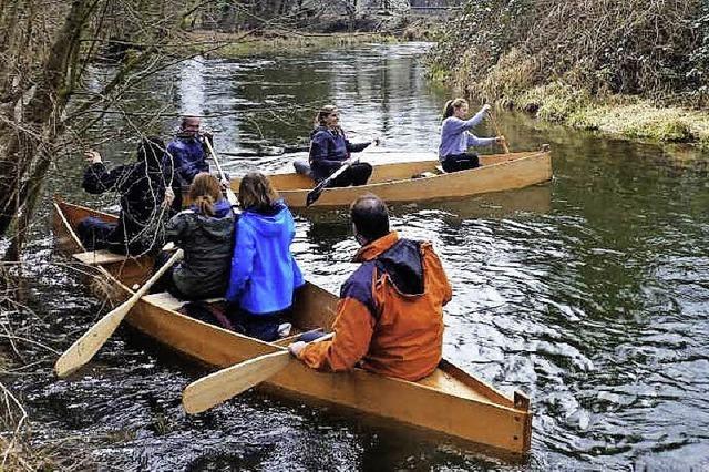 Bootsfahrt mit Hindernissen