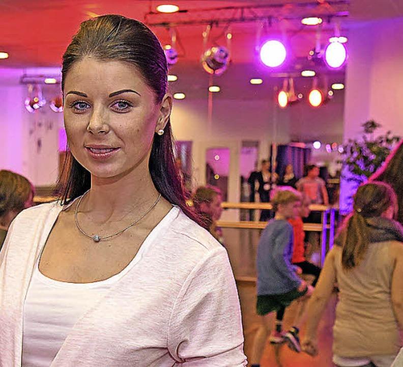 Hat ihren Traum von der  Talent-Academy verwirklicht: Katja Mack  | Foto: Bernhard Rein, Bernhard Rein